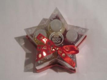 20121221Hさんから頂いたクリスマスプレゼント♪
