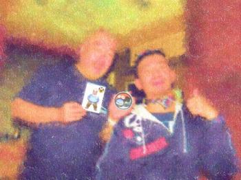 20190209新宿にてモッコリ!(笑)イケメンガチムチ太目君と初リアル&二丁目バー回り誕生日お祝い&彼氏とちょっと早めのヴァレンタイン&ホワイトデイプレゼント交換 その3
