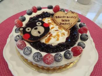 20160625彼氏の47歳の誕生日のお祝いケーキランチ&新宿デート その2