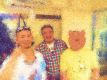 20190914上野ちゃくれん撮影会デート&上野24でナンパ?された友人と数年振りの3P飲みデート その2