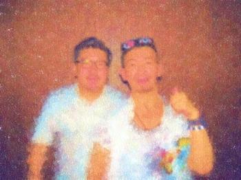 20190914上野ちゃくれん撮影会デート&上野24でナンパ?された友人と数年振りの3P飲みデート その3
